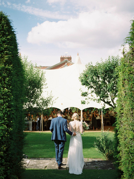 STYLING YOUR MARQUEE WEDDING