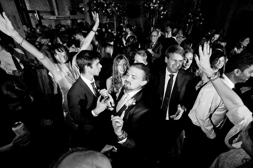 Wedding Reception Party Dancing