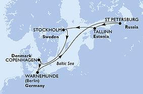 Musica - Dinamarca, Alemania, Rusia, Est