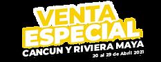 VENTA ESPECIAL CANCUN Y RIVIERA MAYA - 2