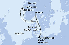 Musica - Dinamarca, Alemania, Noruega -