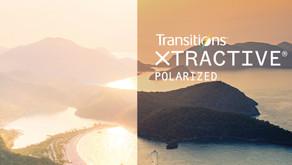 Transitions xtractive polarized