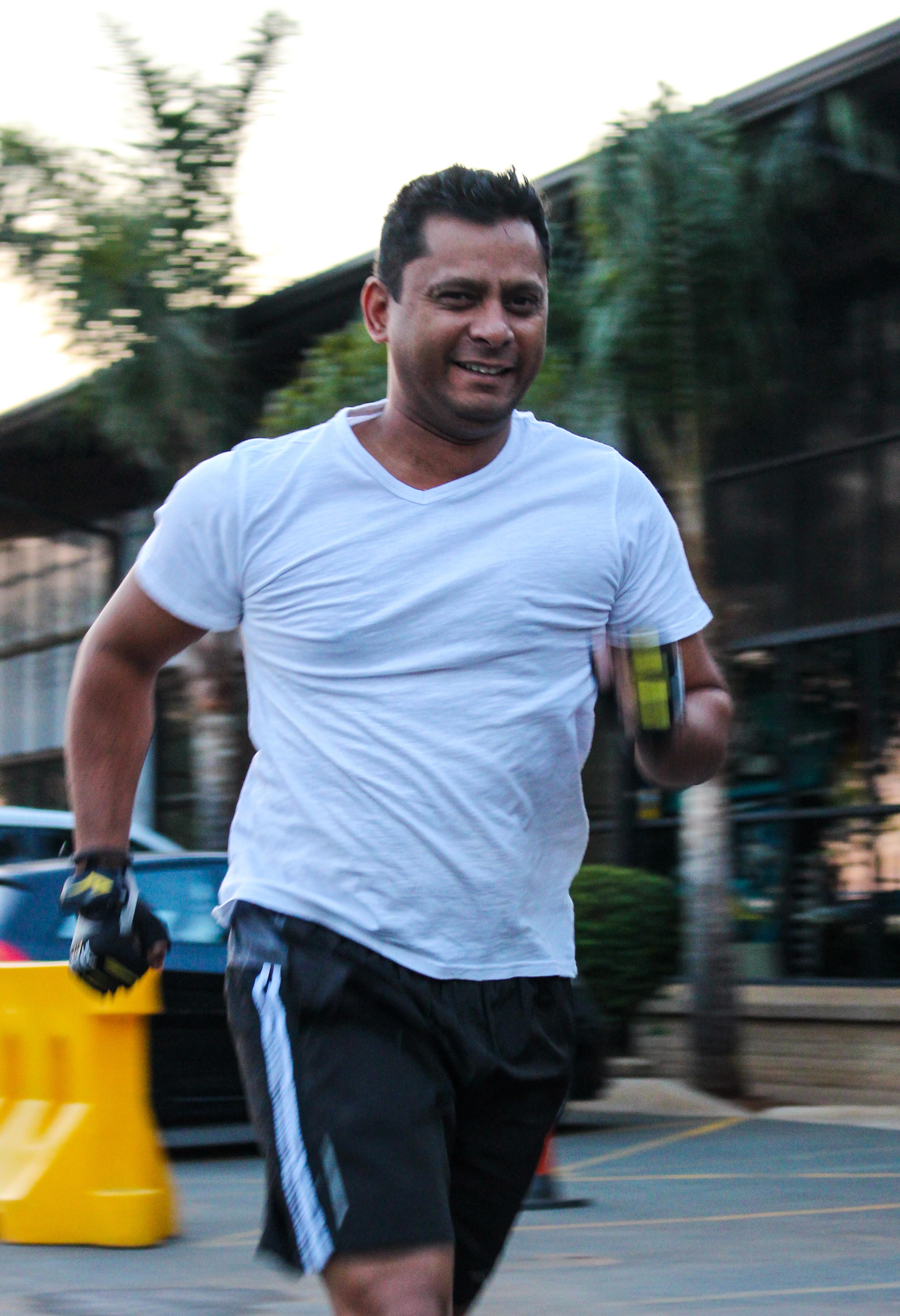 running, crossfit