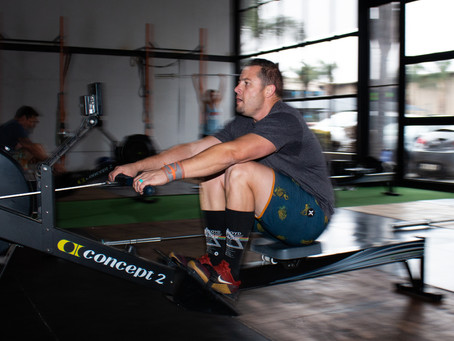 Row, Row, Row your boat all the way to fitness paradise!