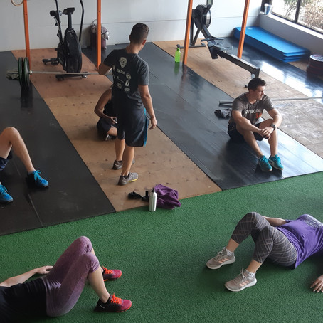 CrossFit Uhuru: A holistic approach to fitness and family