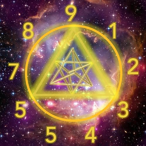 Carta Astral Numerológica