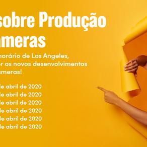 Novidades sobre Produção ao Vivo e Câmeras
