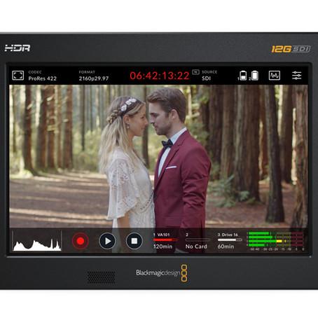 Blackmagic Design faz o lançamento do Blackmagic Video Assist 3.1e Blackmagic RAW 1.7