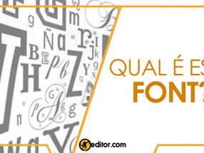 Lista traz 5 sites que identificam fontes tipográficas em imagens