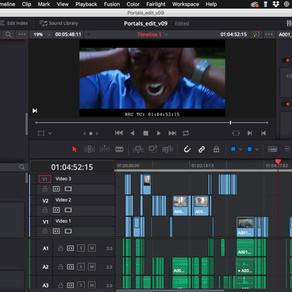 Formato Blackmagic RAW Usado no Thriller Indie de Ficção Científica Portals