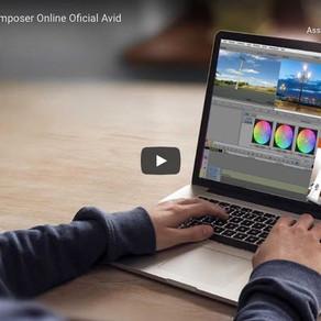 Curso Online de Avid Media Composer - Oficial