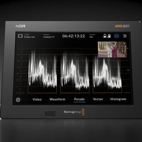 Blackmagic Design Anuncia Novo Blackmagic Video Assist 12G