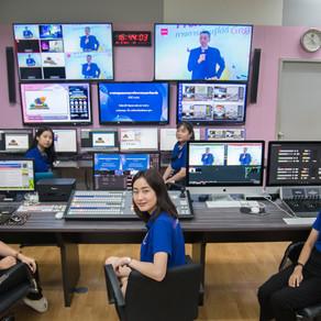 Universidade de Chulalongkorn usa Blackmagic Design para Aulas Online e Streaming