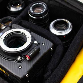 Novo bocal EF (LBUS) da ARRI para câmeras de Grande Formato e Super 35