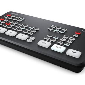 Blackmagic Design Anuncia Novo ATEM Mini