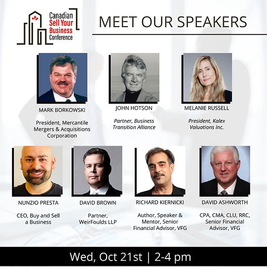 2020-10-21 Sell Biz Conf all Speakers.jp