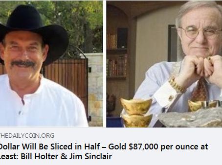 thar's gold in them thar hills