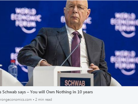 "who the hell is this guy?...who gave him the authority... ""You will own nothing in 10 years"""
