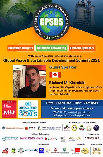 2021-03-31 RMK Speaks at Global Sustaina