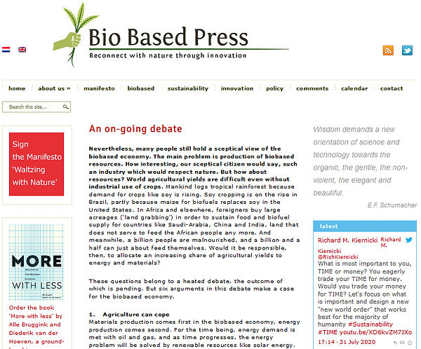 2020-07-31 Bio Based Press Post of RMK V