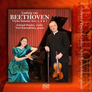 ベートーヴェン 9番「クロイツェル」、10番