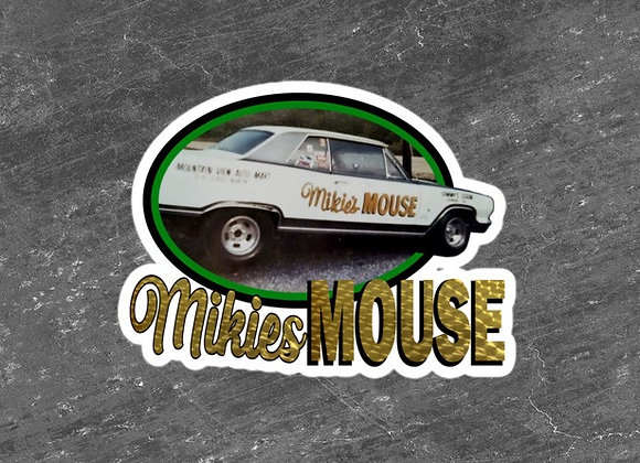 Mikie's Mouse Stickers