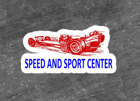 Speed and Sport Stickers