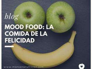 Mood Food: La comida de la felicidad.
