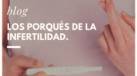 Los porqués de la infertilidad.