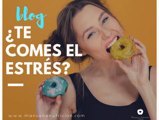 ¿Te comes el estrés?