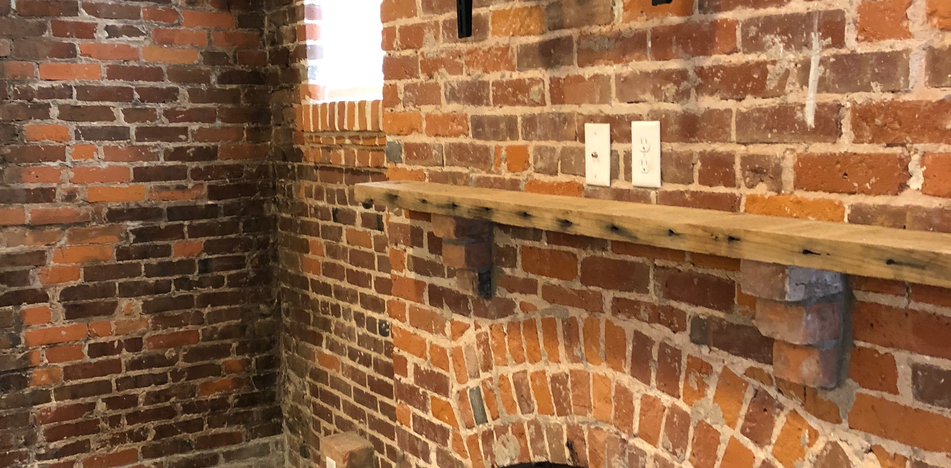 Redstone Lofts 201 Reclaimed Mantel.jpg