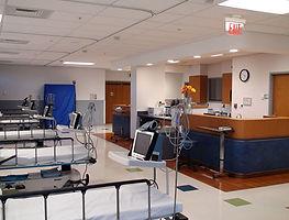 Surgery center ambulatory