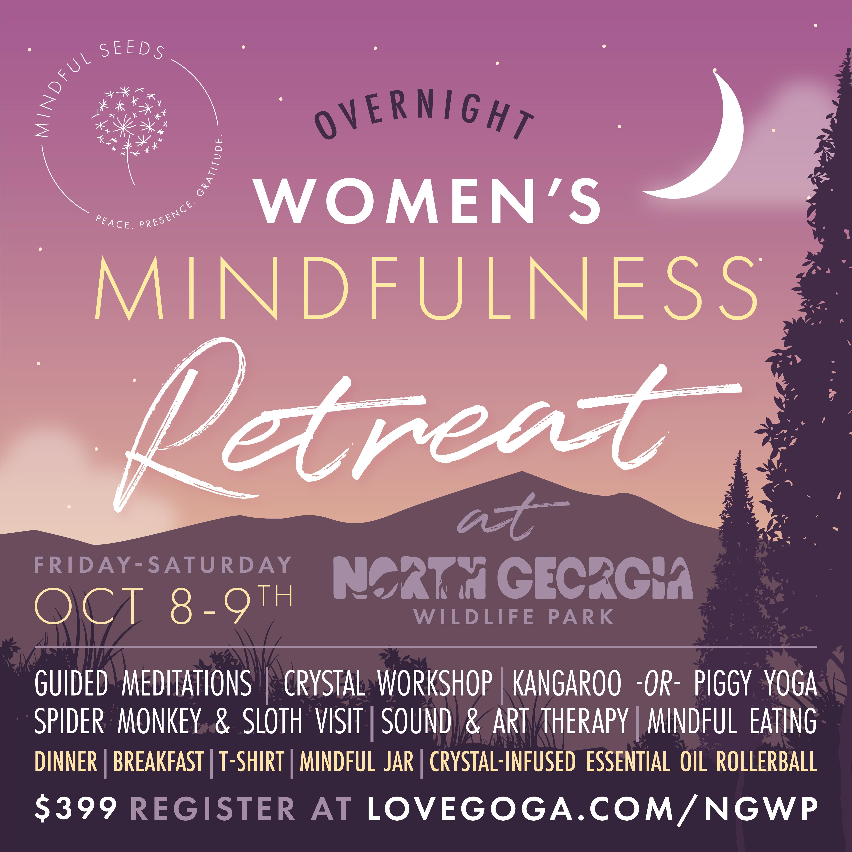 Women's Overnight Mindfulness Retreat