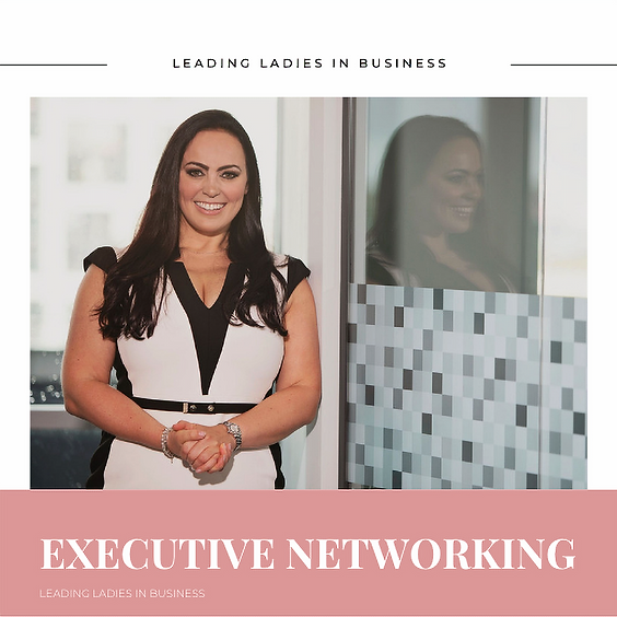 Leading Ladies In Business Networking