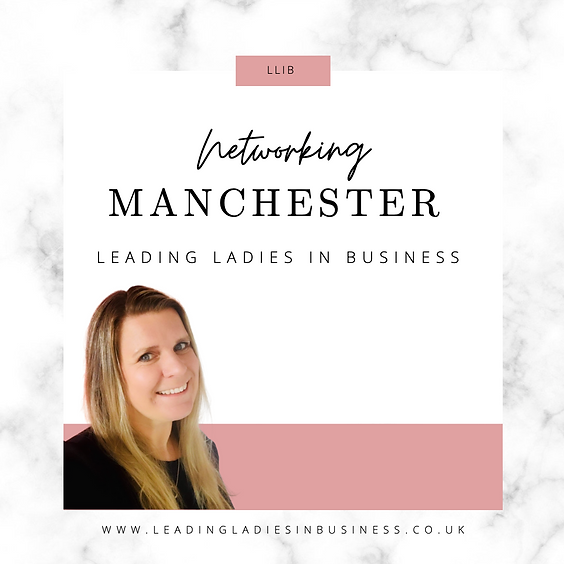 Manchester Networking With Gina Walker