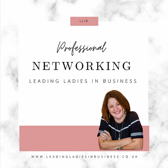 Networking St Helen's Leading Ladies In Business