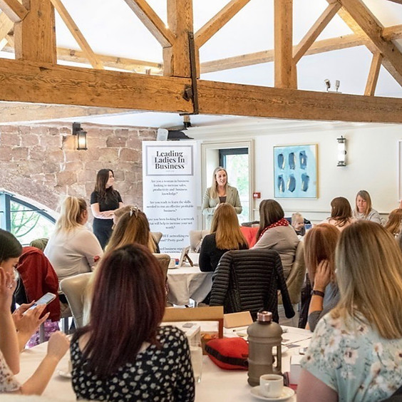 Welcome Back - Leading Ladies In Business Networking