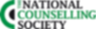 The national counselling society logo .p