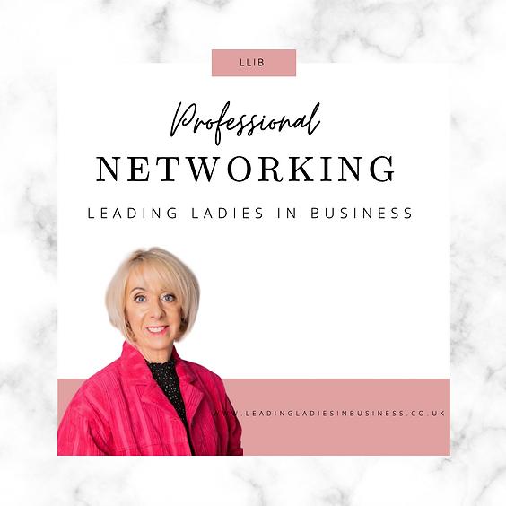 LLIB Networking With Judi
