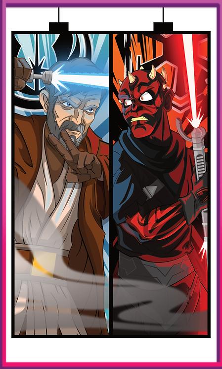 Obi & Maul