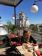 Moscow Voronezh rooftop