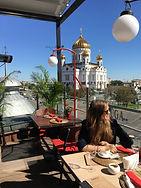 Moscow best restaurants