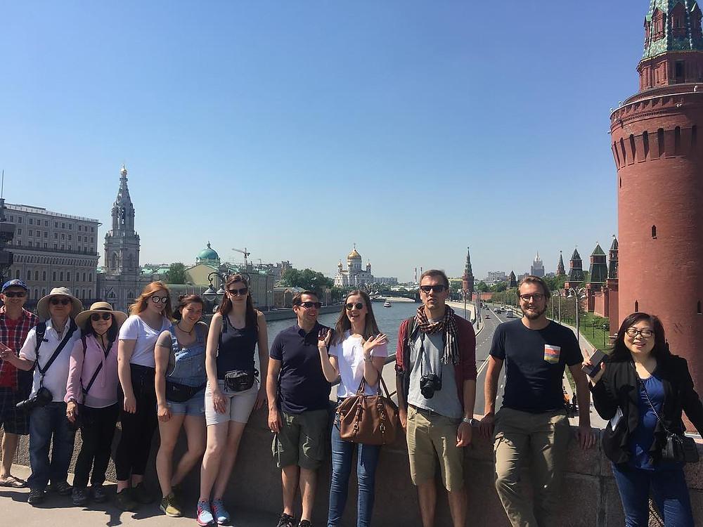 Free Walking Tours Moscow