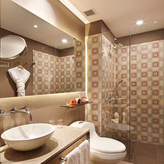 Baño Tailor The Artisan DC Hotel Bogota.