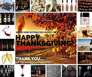 Happy Thanksgiving from Impero!