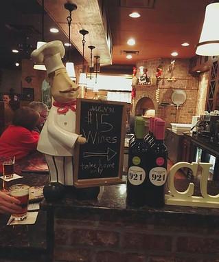 Join us in Giardino Restaurant!