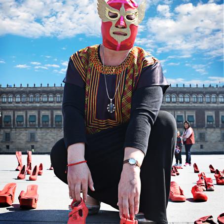 Zapatos Rojos: Una obra de cambio social