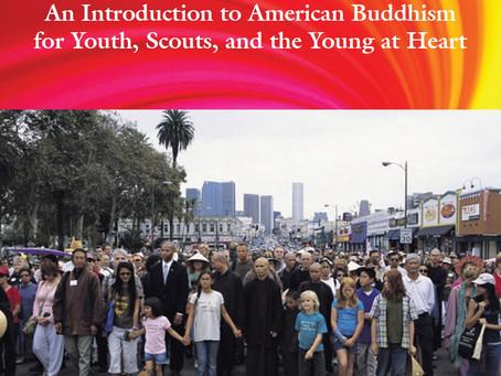 ケネス・タナカ著『Jewels(宝石)ー 若者・スカウト・心が若い人々のためのアメリカ仏教入門』(英語版)