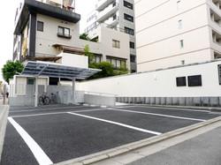 新設駐車場