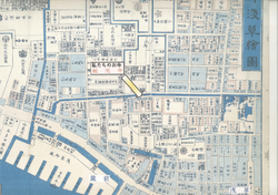 東都浅草絵図1861年